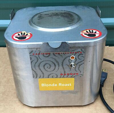 Grindmaster Coffee Shuttle Warmer Acw-1st Dispenser Server Cw-1 Acw-1