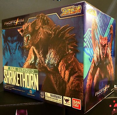 Bandai Sofvi Spirits Shrikethorn Kaiju Pacific Rim Uprising Figure  for sale  Shipping to Canada