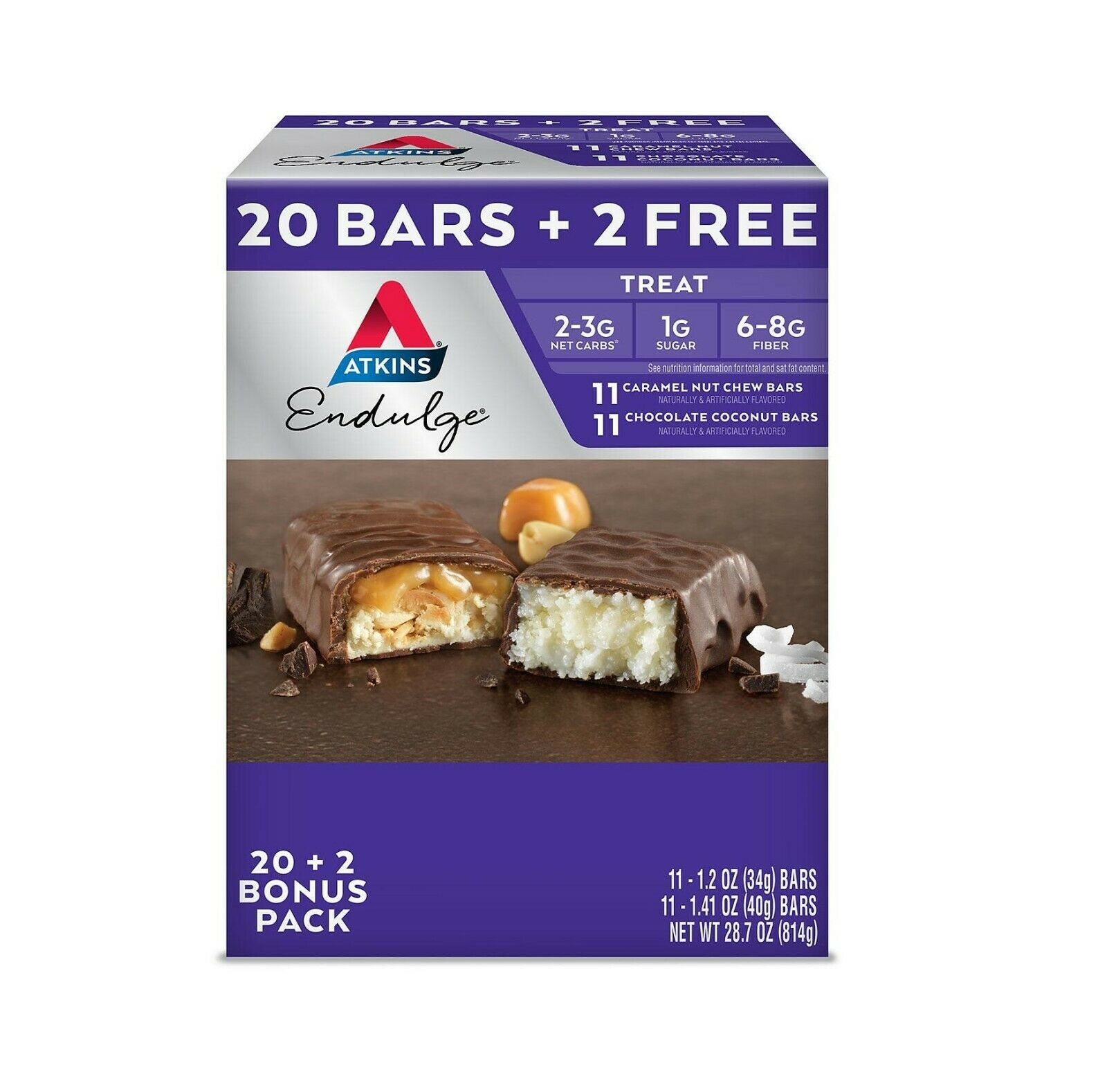 endulge treat variety pack 20 2 bonus