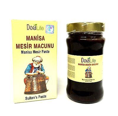 Flüssigen Paste (5 x 400g Manisa Osmanische Mesir Paste Heilpaste Flüssig - Mesir Macunu)