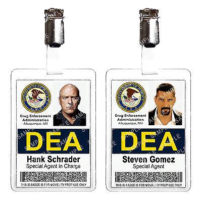 Breaking Bad Hank Schrader Steven Gomez Cosplay Costume Comic Con (Hank Kostüm Breaking Bad)