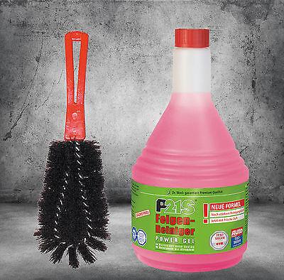 Dr. Wack P21 s Felgenreiniger Power Gel 1 Liter Nachfüllflasche 1252 mit Bürste gebraucht kaufen  Waldkraiburg