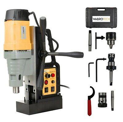 Taladro Magnetico Industrial 2080W 28mm 13800N Taladradora Magnético 300RPM
