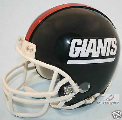 NEW YORK GIANTS (1981-99 Throwback) Riddell VSR4 Mini Helmet](Giants Helmet)
