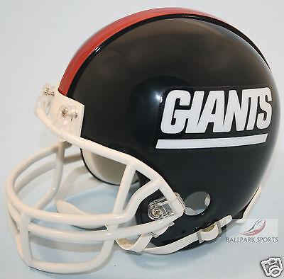 NEW YORK GIANTS (1981-99 Throwback) Riddell VSR4 Mini Helmet](Giants Helmet)