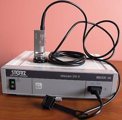 Storz 20233020 Telecam Dx Ii Camera Control Unit Storz 20262130 Dci Ii Camera