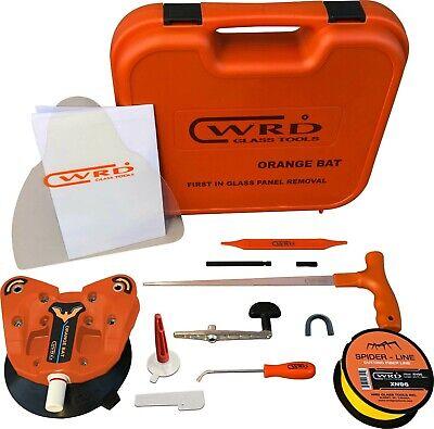 WRD Orange Bat Kit OB 300K AutoGlass removal tool Windshield wire cut out tool