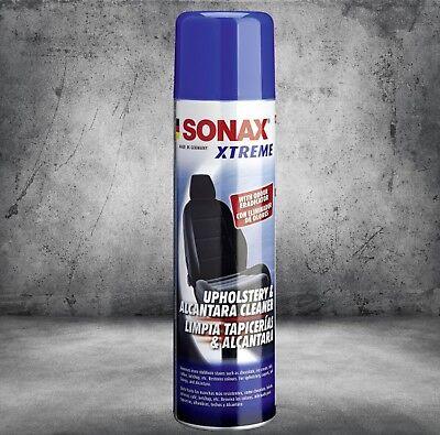 SONAX Xtreme Polster- & Alcantara Reiniger und Pflege 400ml 206300