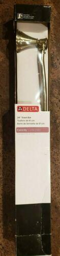 Delta Cassidy 24 inch Towel Bar 79724-CZ in Champagne Bronze