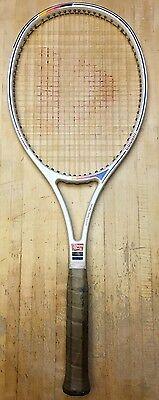 (RARE) Donnay Bjorn Borg Ceramic Tennis Tennis Racquet 4 1 2 5edd813d126d7