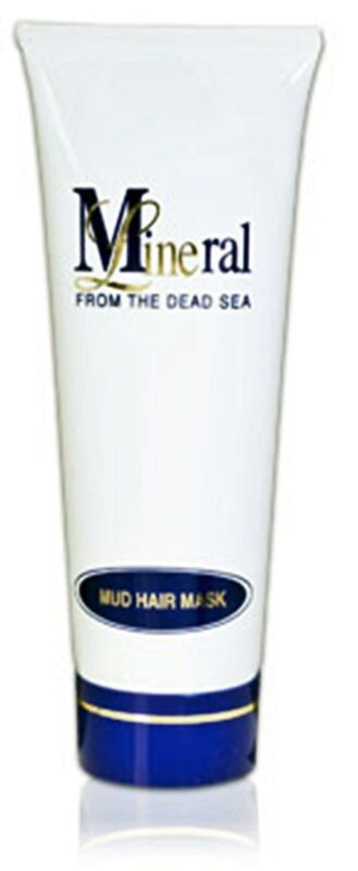 Mineral Line - Dead Sea Benefit, Black Mud Hair Mask
