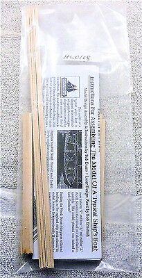 "Model Shipways LifeBoat Kit 4-3/4"" (122MM) 1 Kit Per Pack. Item# MS 0108."