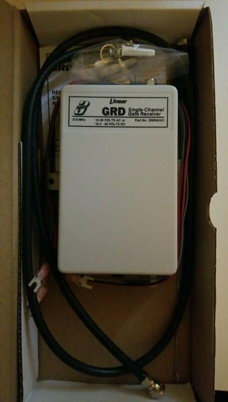 Linear GRD (Delta 3) DNR00101 1-Channel Gate Radio Receiver