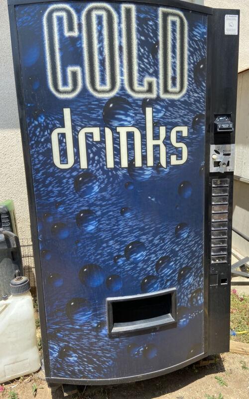 VENDO Univendor 2 Multiprice 10 Selection Can/Bottle Vending Machine NO SHIPPING
