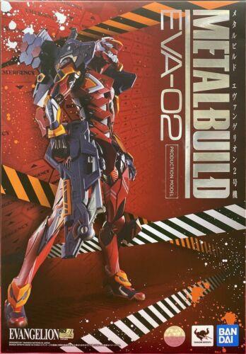 [Metal Build] EVA-02 Production Model (Neon Genesis Evangelion)