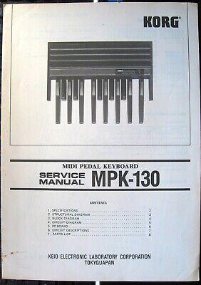 Parts & Accessories - Repair Service Manual Booklet - 2