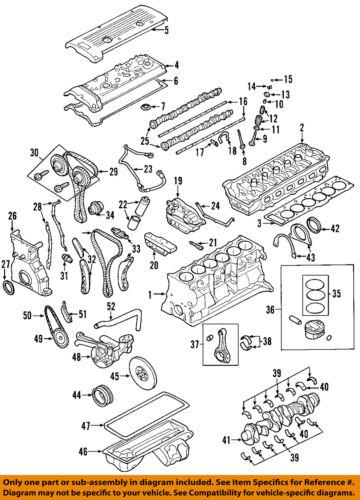 details about bmw oem 06 08 z4 engine cylinder head 11127837851 2001 Accord Engine Diagram