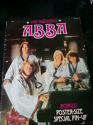 The Fabulous ABBA Poster Book