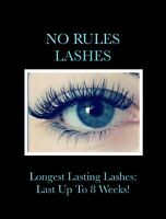 LASH EXTENSION SPECIAL: Instantly Waterproof & Oil Proof!