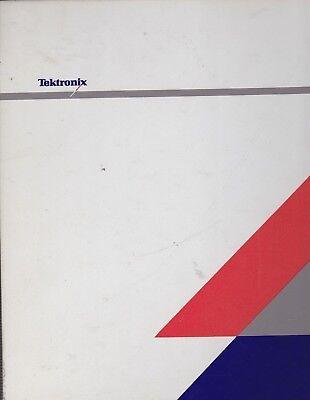 Tektronix Tds540 Service Manual Digitizing Oscilloscope 070-8314-01