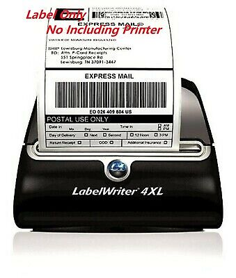 8 Rolls 1760 Labels 4x6 Thermal Shipping Label 220roll Fit Dymo 4xl 1744907 Usps