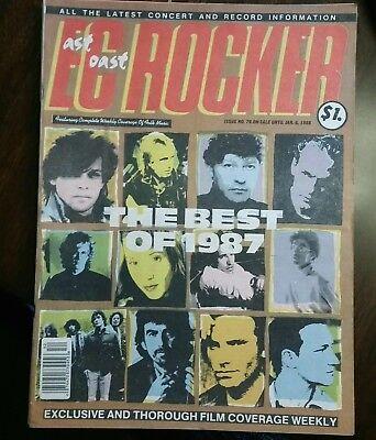 EAST COAST ROCKER ECR NEWSPAPER ISSUE 76 BEST OF