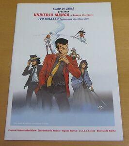 Fumo di China - Universo Manga e Ivo Milazzo - Anno 2002 - Roma, Italia - Fumo di China - Universo Manga e Ivo Milazzo - Anno 2002 - Roma, Italia