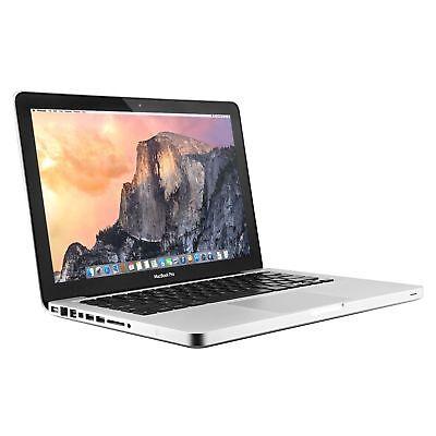 Apple MacBook Pro 13 Pre-Retina OS-2017 8GB RAM NEW 1TB HDD - 2 YEARS WARRANTY