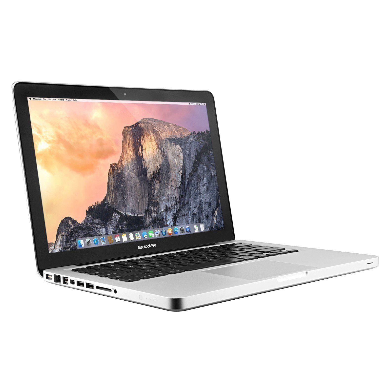 "Apple MacBook Pro 13"" Pre-Retina / MASSIVE 1TB HDD /4GB RAM / OSX-2018 /Warranty"