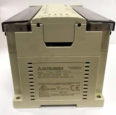 Mitsubishi Fx2n-48mr-esul Programmable Controller