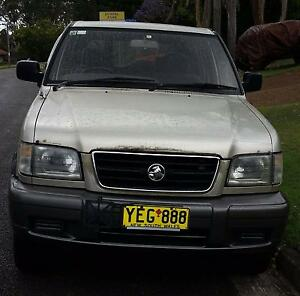 1999 Holden Jackaroo Wagon Jewells Lake Macquarie Area Preview