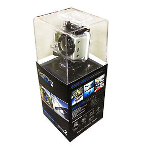 GoPro HD HERO 2 OUTDOOR ACTION Camera Helmet pack 1080p Camcoder