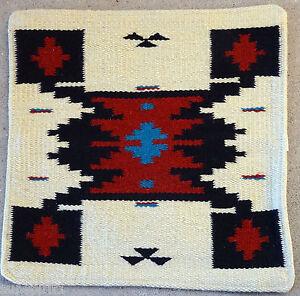 Southwestern Wool Pillow Covers : Wool Pillow Cover Himaypc 40 Hand Woven Southwest Southwestern 18x18 eBay