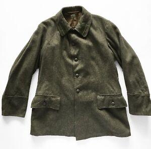 Vintage / antique Swedish wool Military jacket