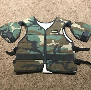 **ARMOURED PAINTBALL / AIRSOFT VEST**