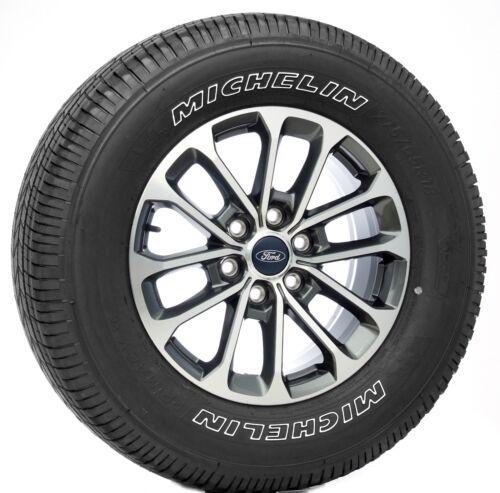 "New Takeoff Set 4 2004-2018 Ford F150 FX2 FX4 Lariat 18"" Wheels Michelin Tires"