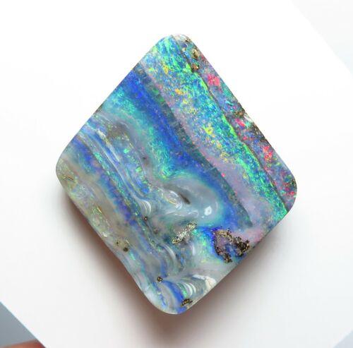 Australian Boulder Opal 30.05ct Natural Stone