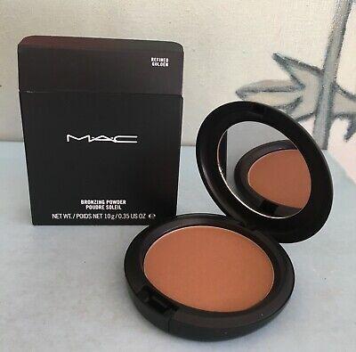 Mac Bronzing Powder Refined Golden 0.35 oz / 10 g New In Box for sale  USA