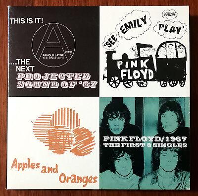 Pink Floyd 1967 / The First 3 Singles CD Gatefold Card Cover – (Pink Floyd 1967 The First 3 Singles)