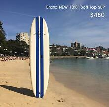 Financial year SALE!! Brand NEW 10'8 Soft SUP Package Manly Manly Area Preview
