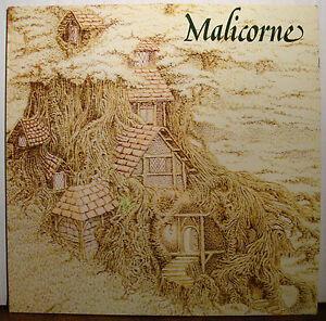 LP MALICORNE - Malicorne  1975/1979