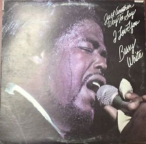 Barry White - LP