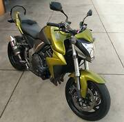 2008 HONDA CB1000R NAKED WITH REGO Hendon Charles Sturt Area Preview