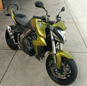 2008 HONDA CB1000R NAKED WITH REGO