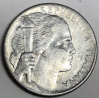 # C8080    ITALY      COIN,    5  LIRA   1948 R for sale  Northwood