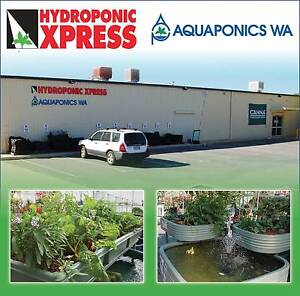 Aquaponics Display Centre in Canning Vale Canning Vale Canning Area Preview
