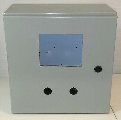 Saginaw Control Electrical Sce-16el1608lp Steel Nema Type 4 12 Ip66 Enclosure