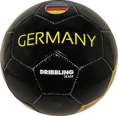fc409f7410b1 GERMANY Soccer ball DRIBBLING - Size 5 - Official size and weight