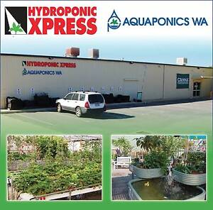 Aquaponics WA / Hydroponic Xpress Display Centre in Canning Vale Canning Vale Canning Area Preview