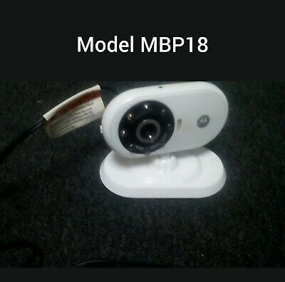 Baby monitor camera MBP18